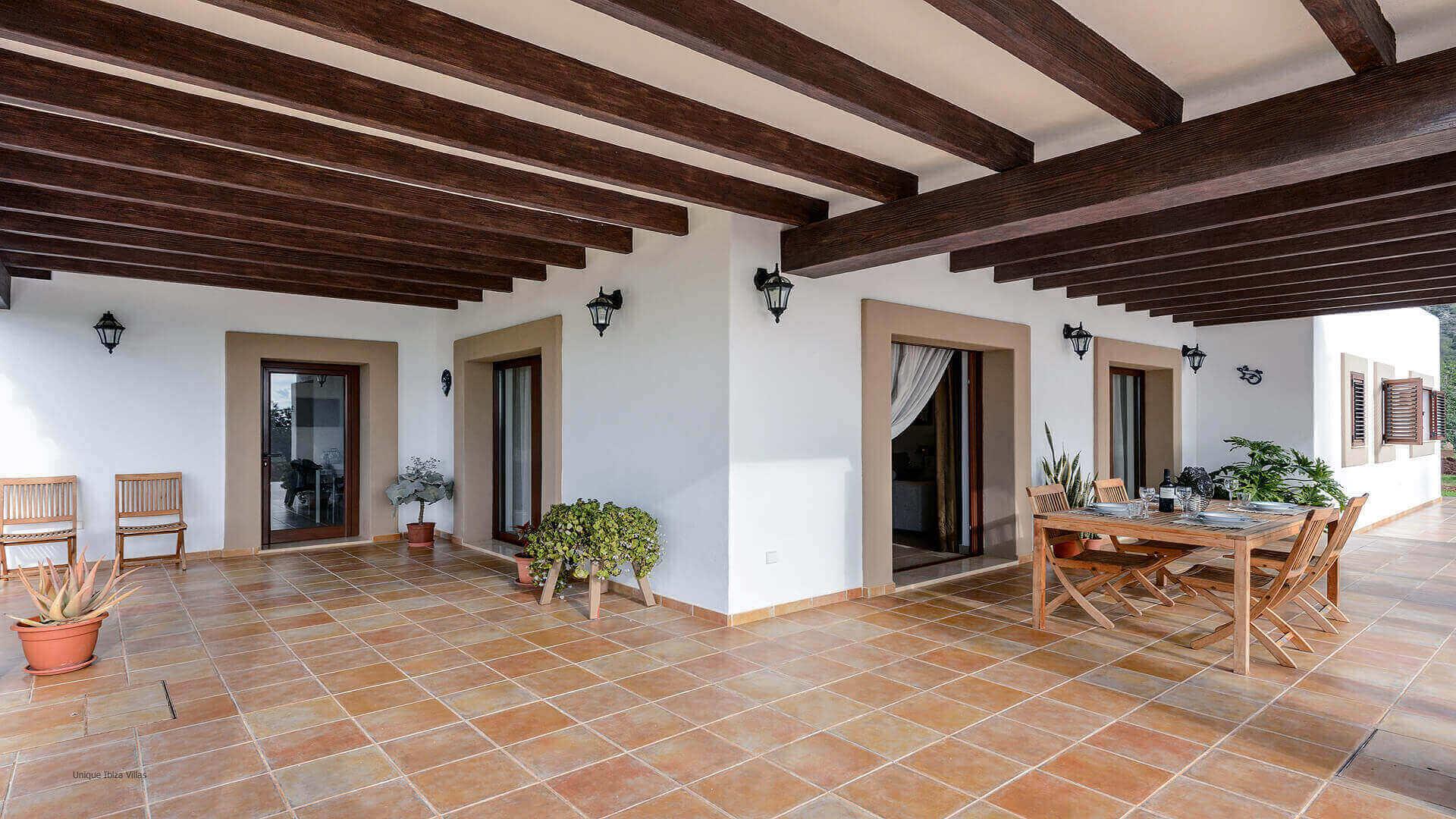 Villa Ses Dos Illes 26 Near Ibiza Town