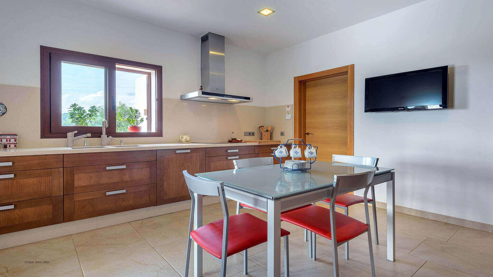 Villa Ses Dos Illes 29 Near Ibiza Town