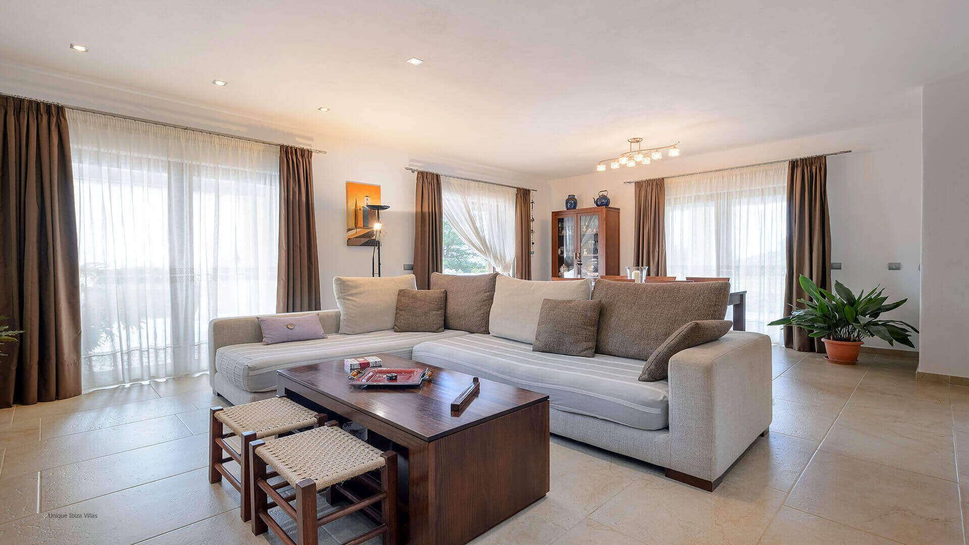 Villa Ses Dos Illes 31 Near Ibiza Town