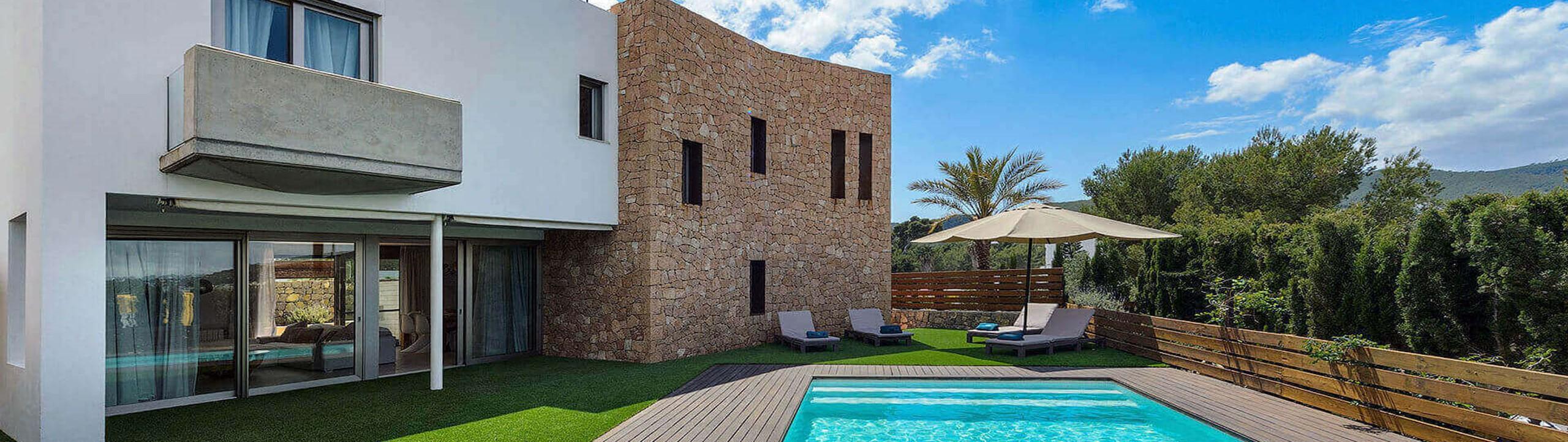 Villa Montecristo Ibiza 1 Near Ibiza Town