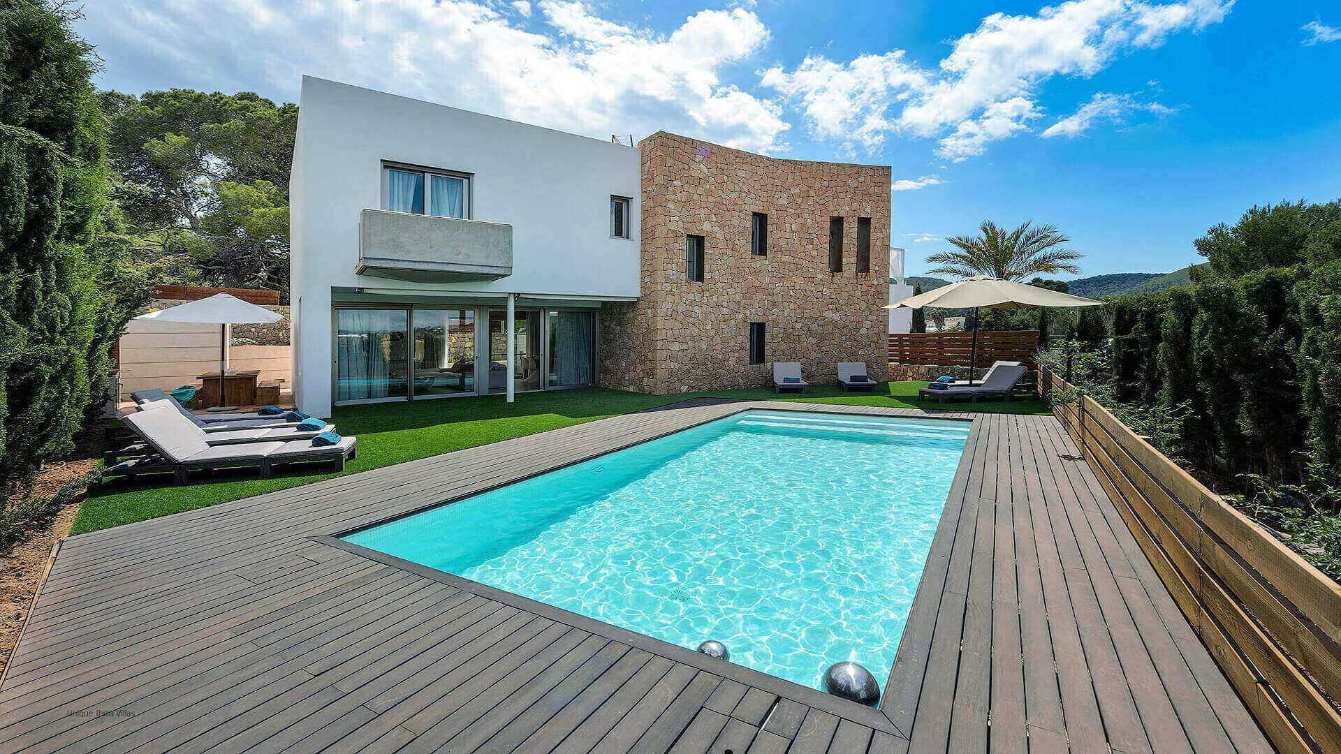 Villa Montecristo Ibiza 2 Near Ibiza Town