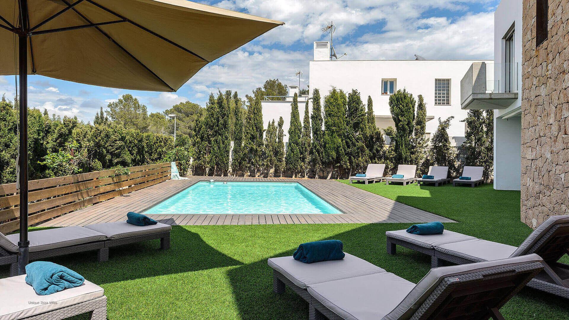 Villa Montecristo Ibiza 3 Near Ibiza Town