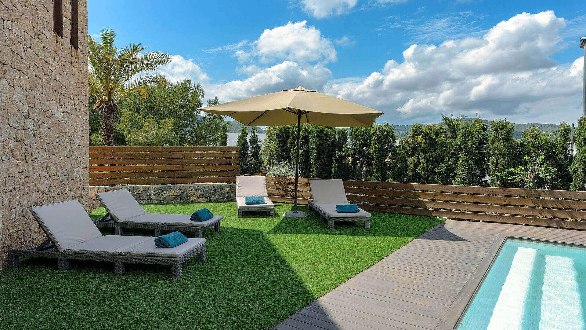 Villa Montecristo Ibiza 4 Near Ibiza Town