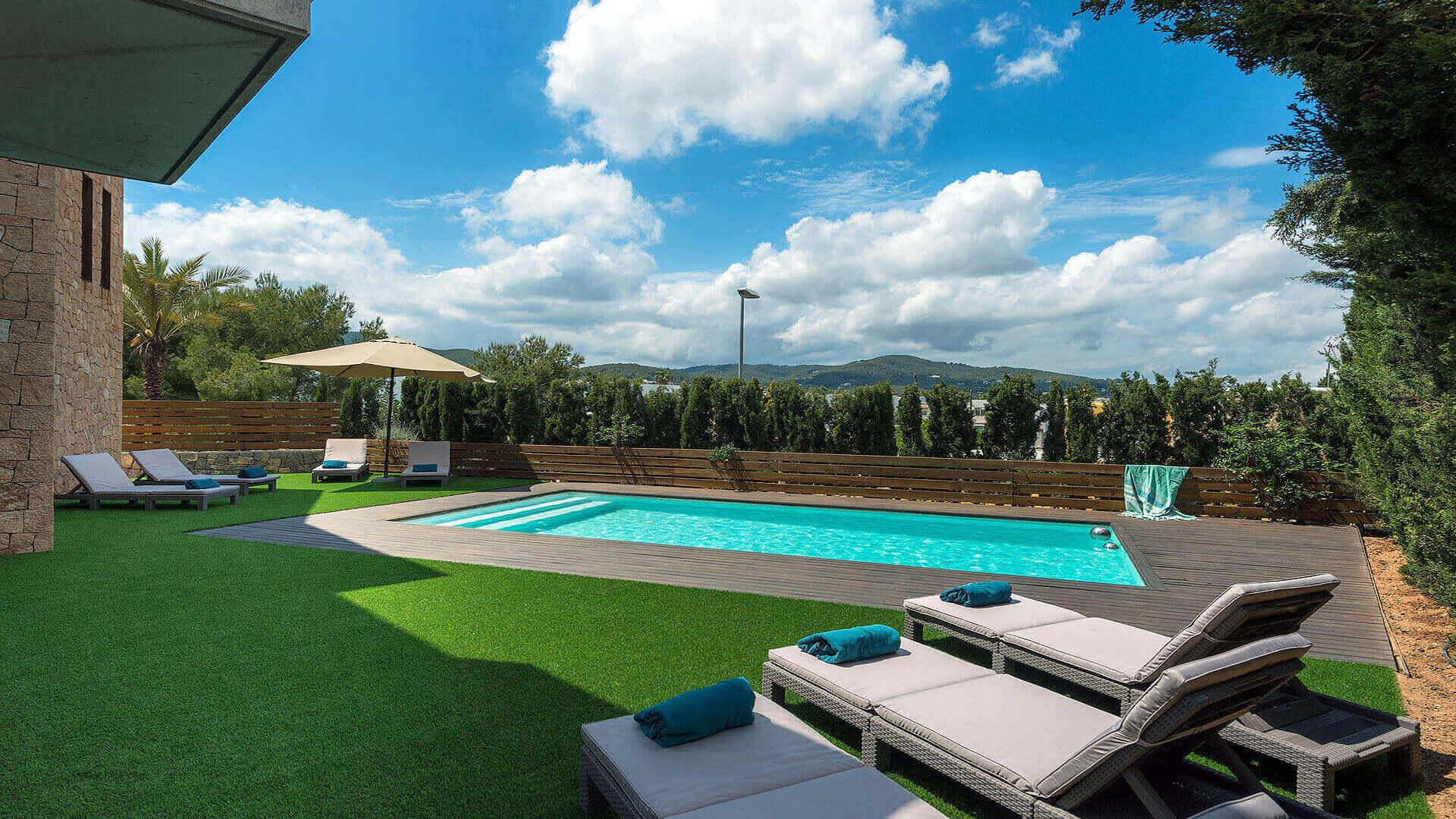 Villa Montecristo Ibiza 5 Near Ibiza Town