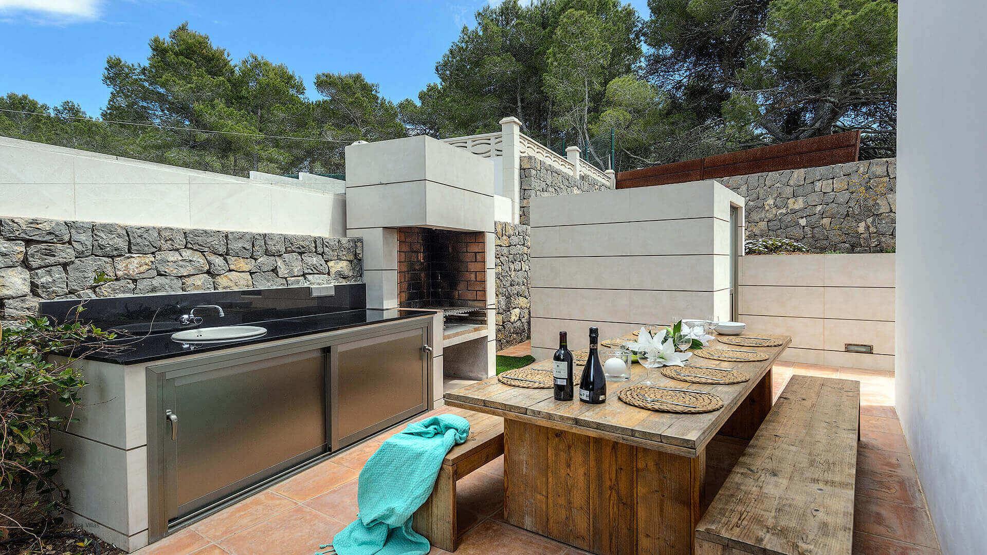 Villa Montecristo Ibiza 8 Near Ibiza Town