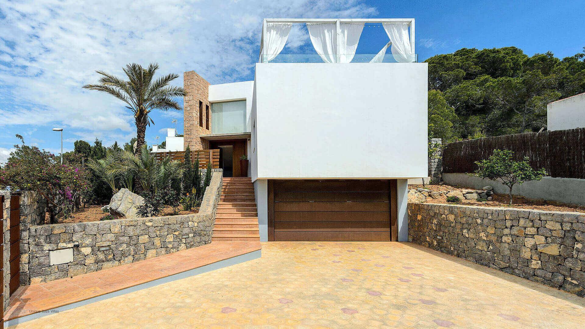 Villa Montecristo Ibiza 12 Near Ibiza Town