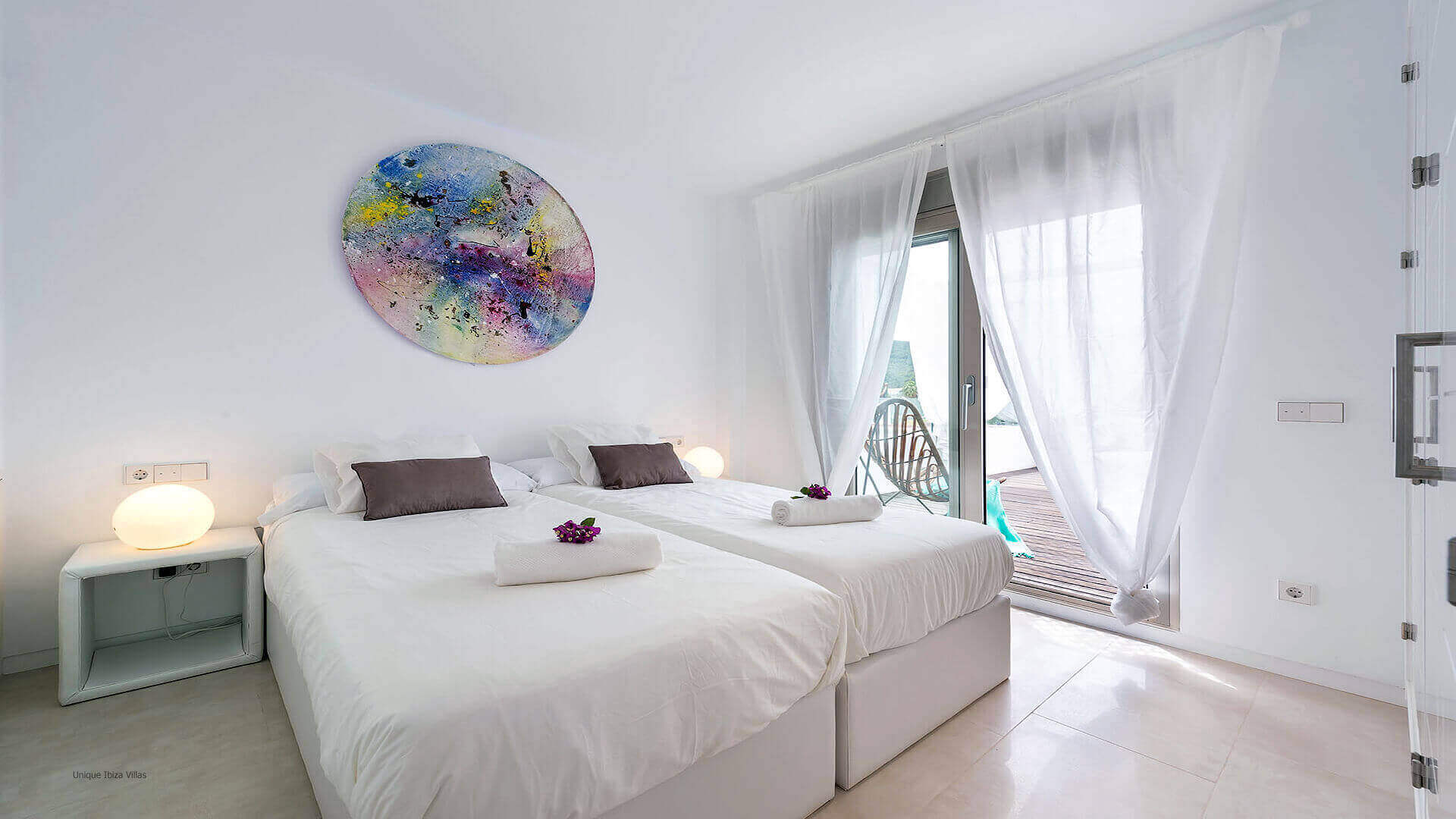 Villa Montecristo Ibiza 32 Bedroom 2