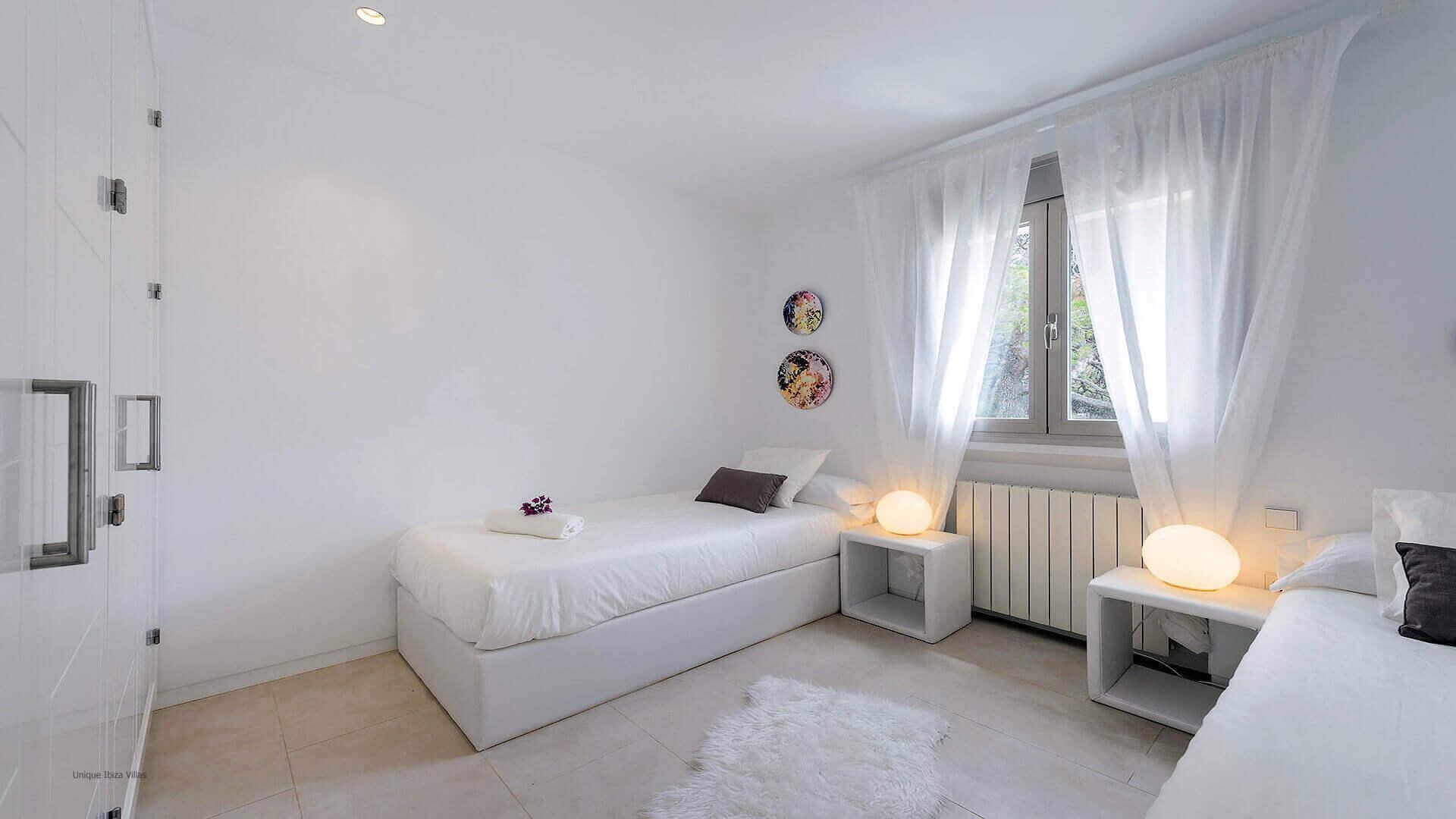 Villa Montecristo Ibiza 35 Bedroom 3