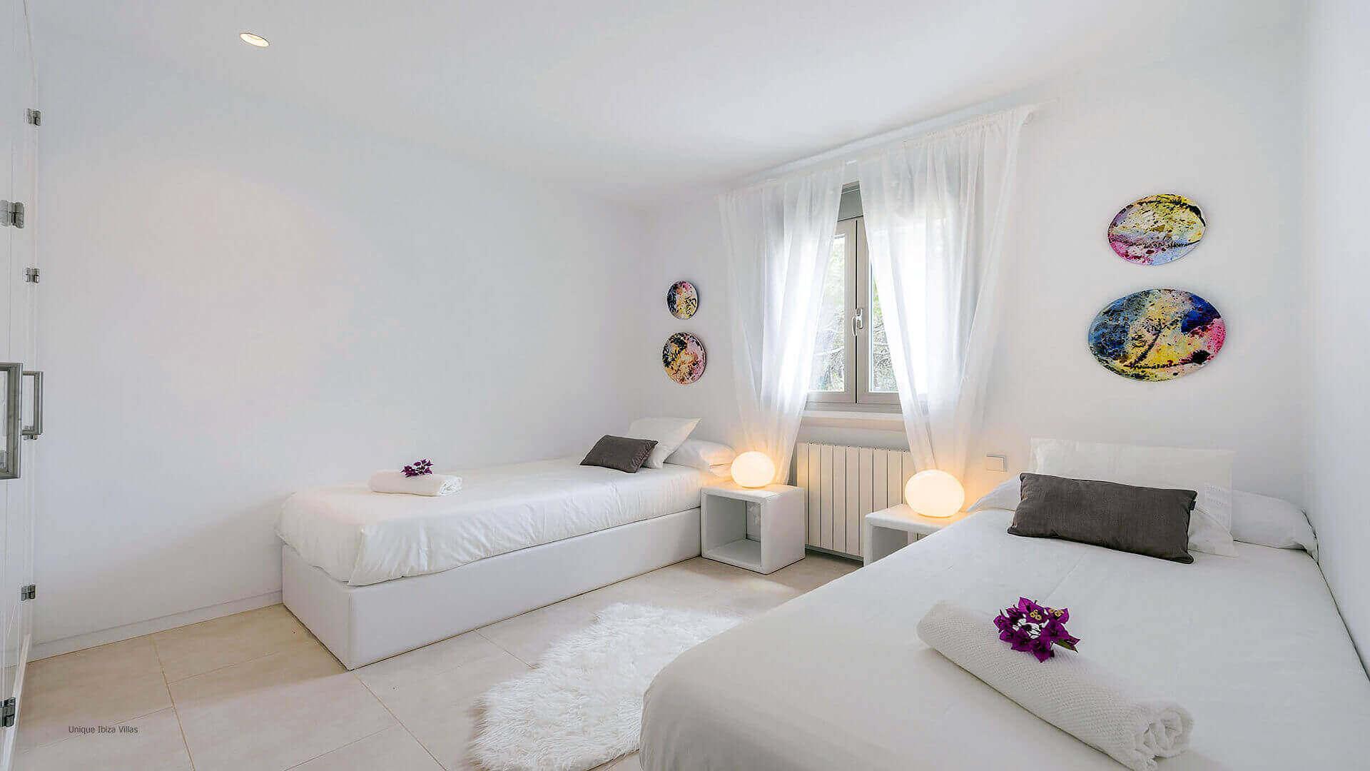 Villa Montecristo Ibiza 37 Bedroom 3