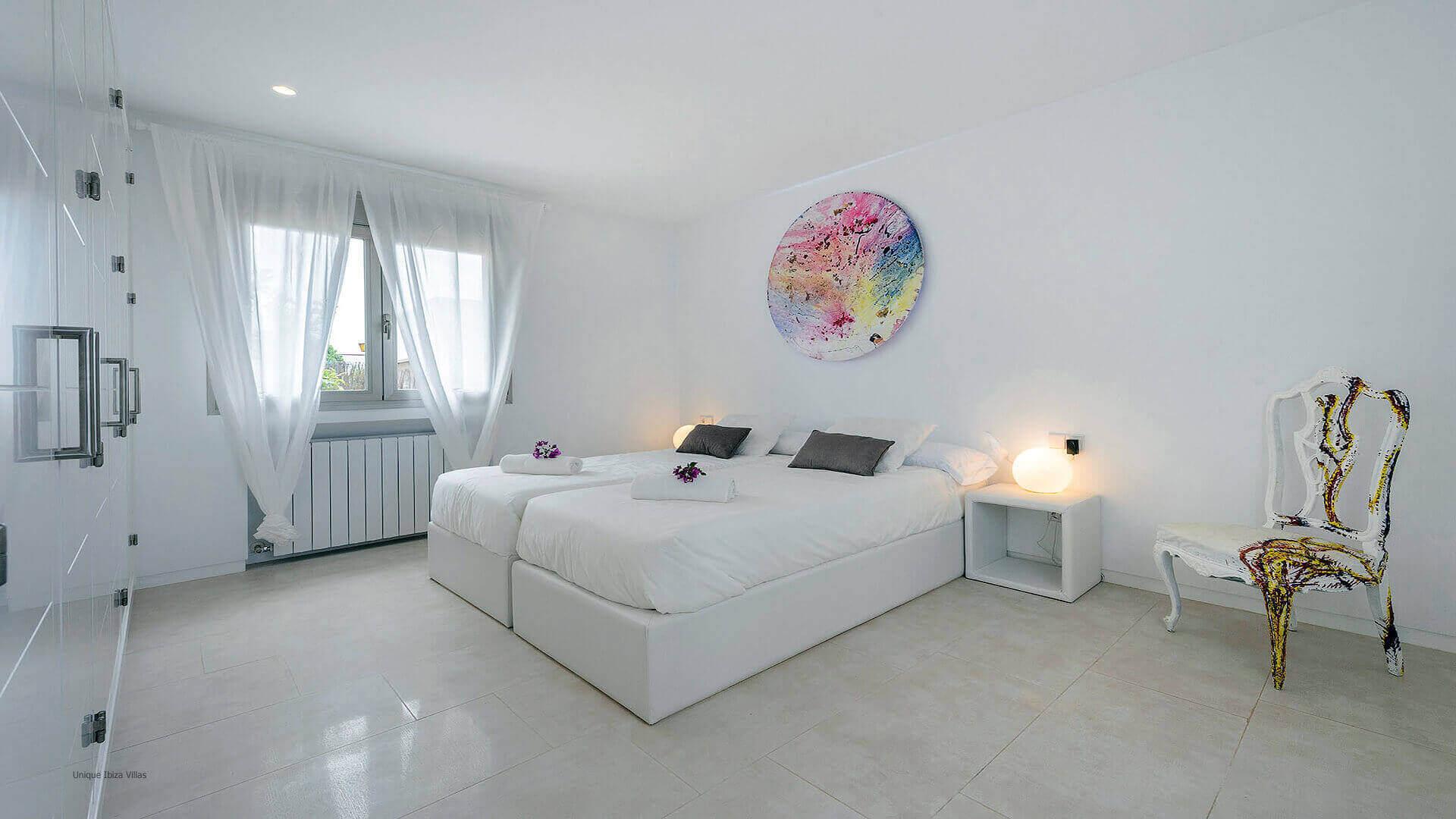 Villa Montecristo Ibiza 40 Bedroom 4