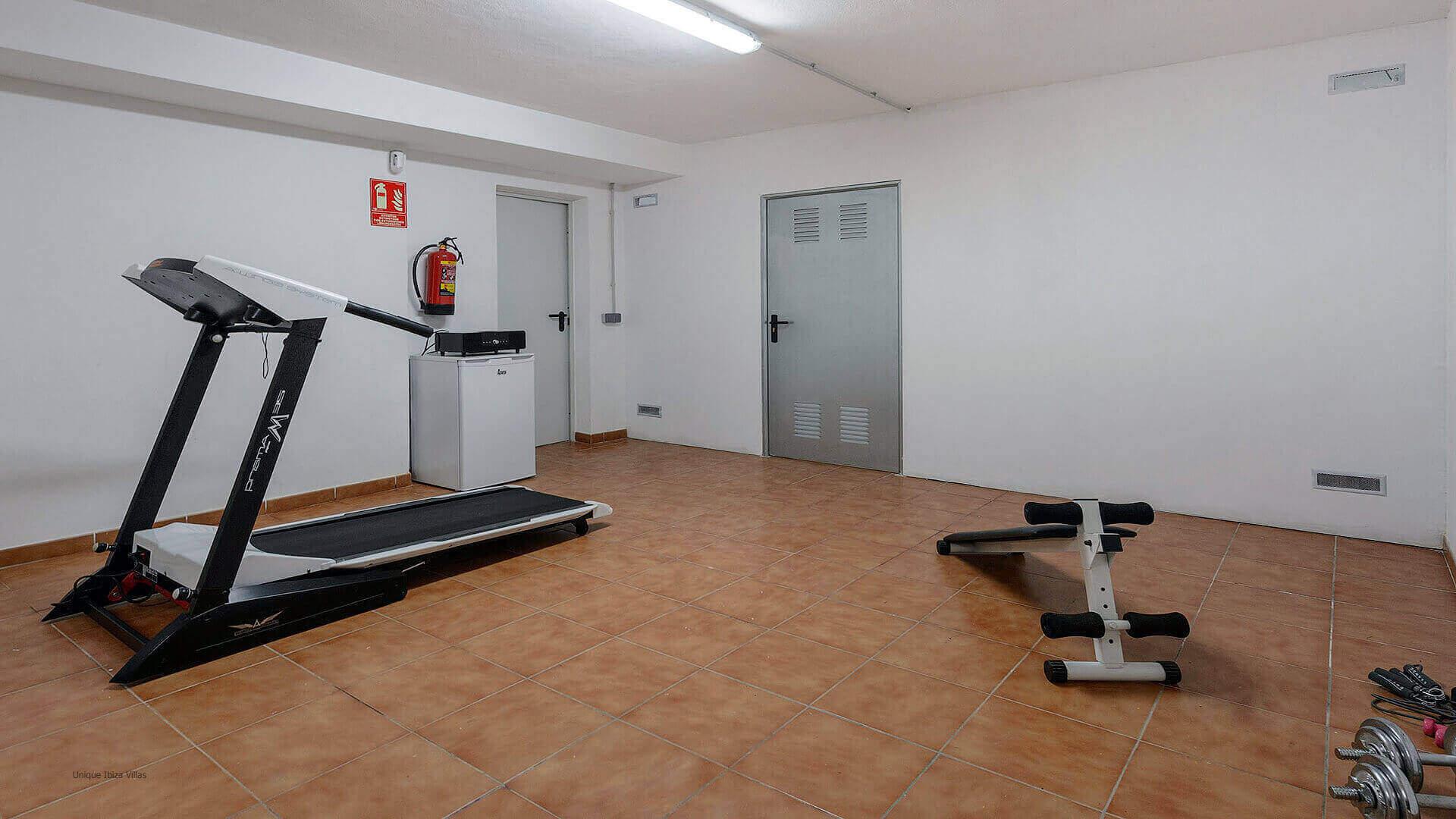 Villa Montecristo Ibiza 42 Garage