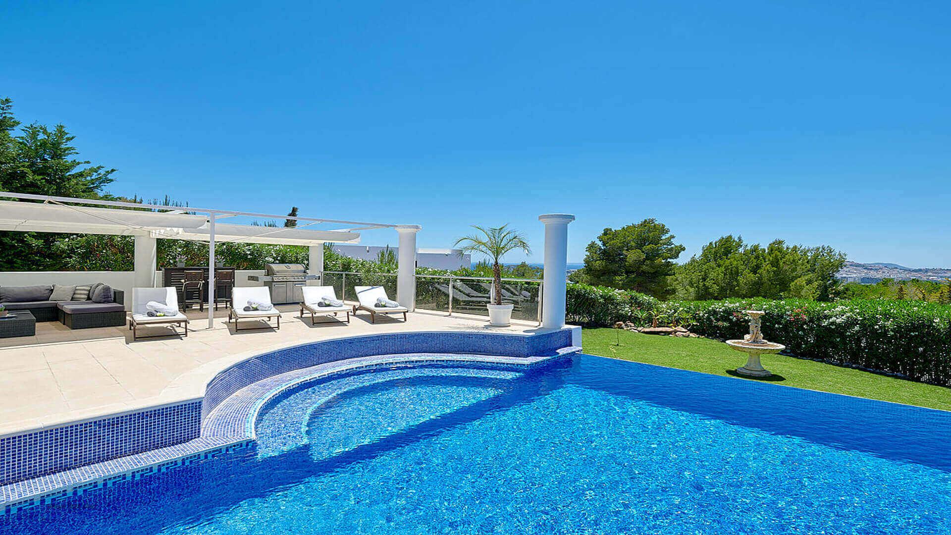 Villa Fontana Ibiza 2 Near Ibiza Town