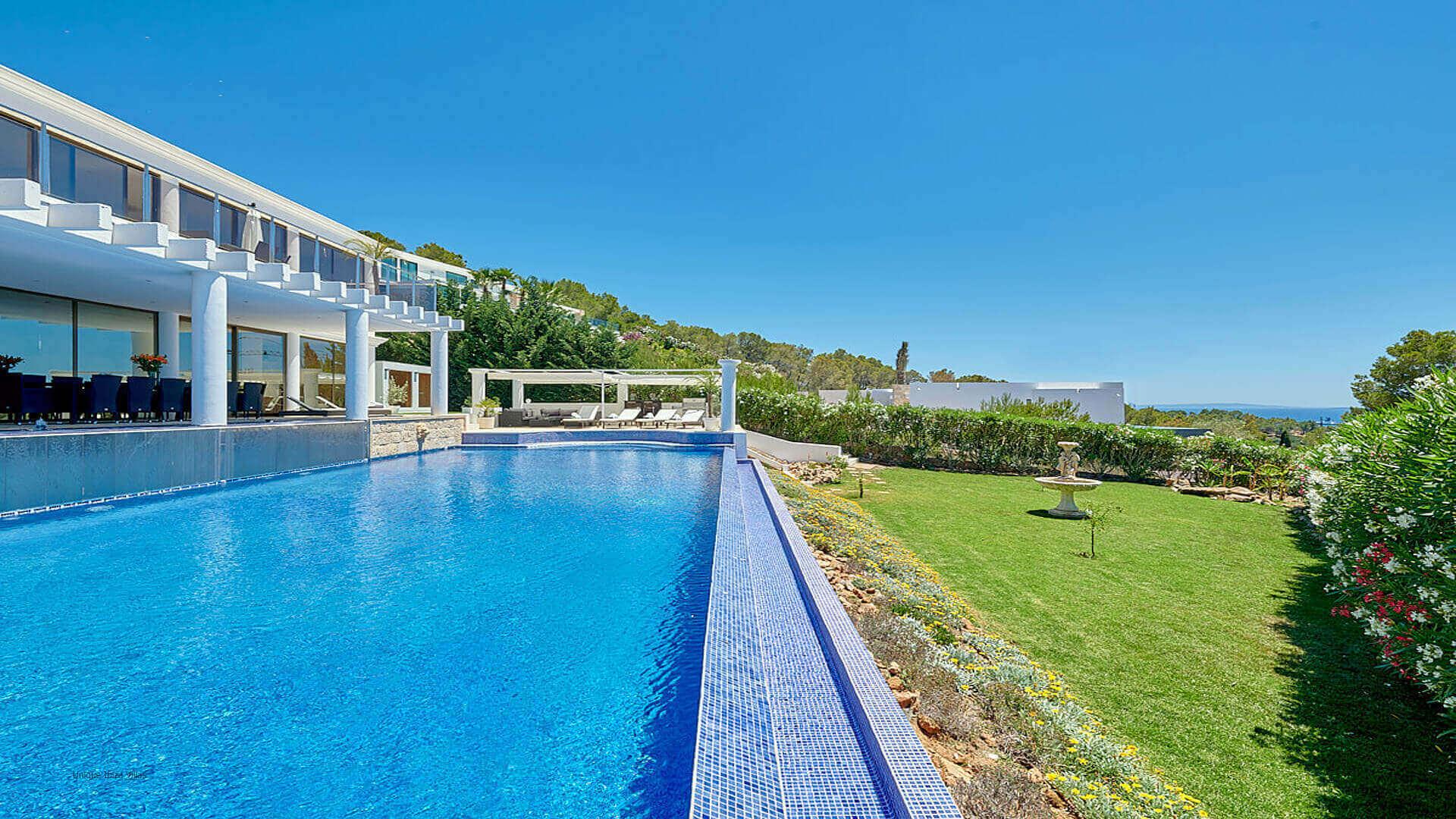 Villa Fontana Ibiza 3 Near Ibiza Town