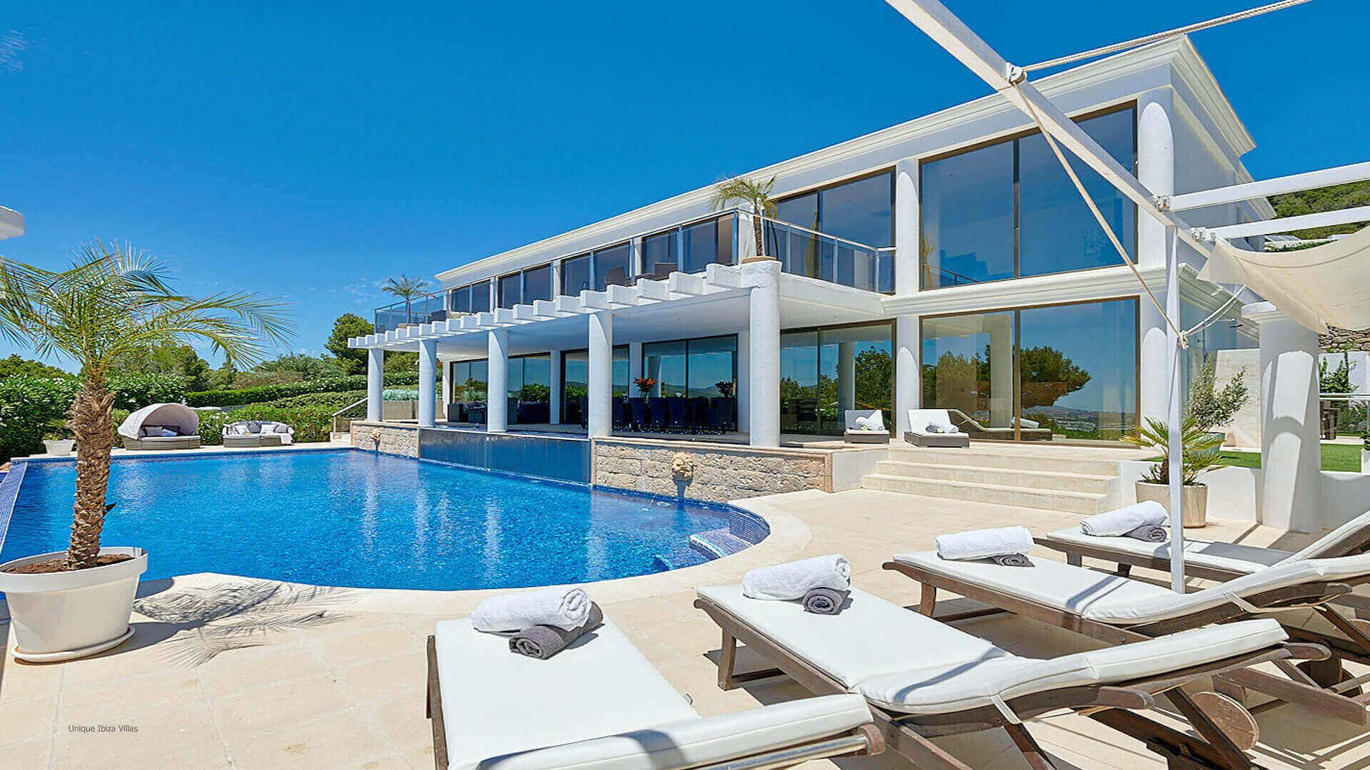 Villa Fontana Ibiza 4 Near Ibiza Town