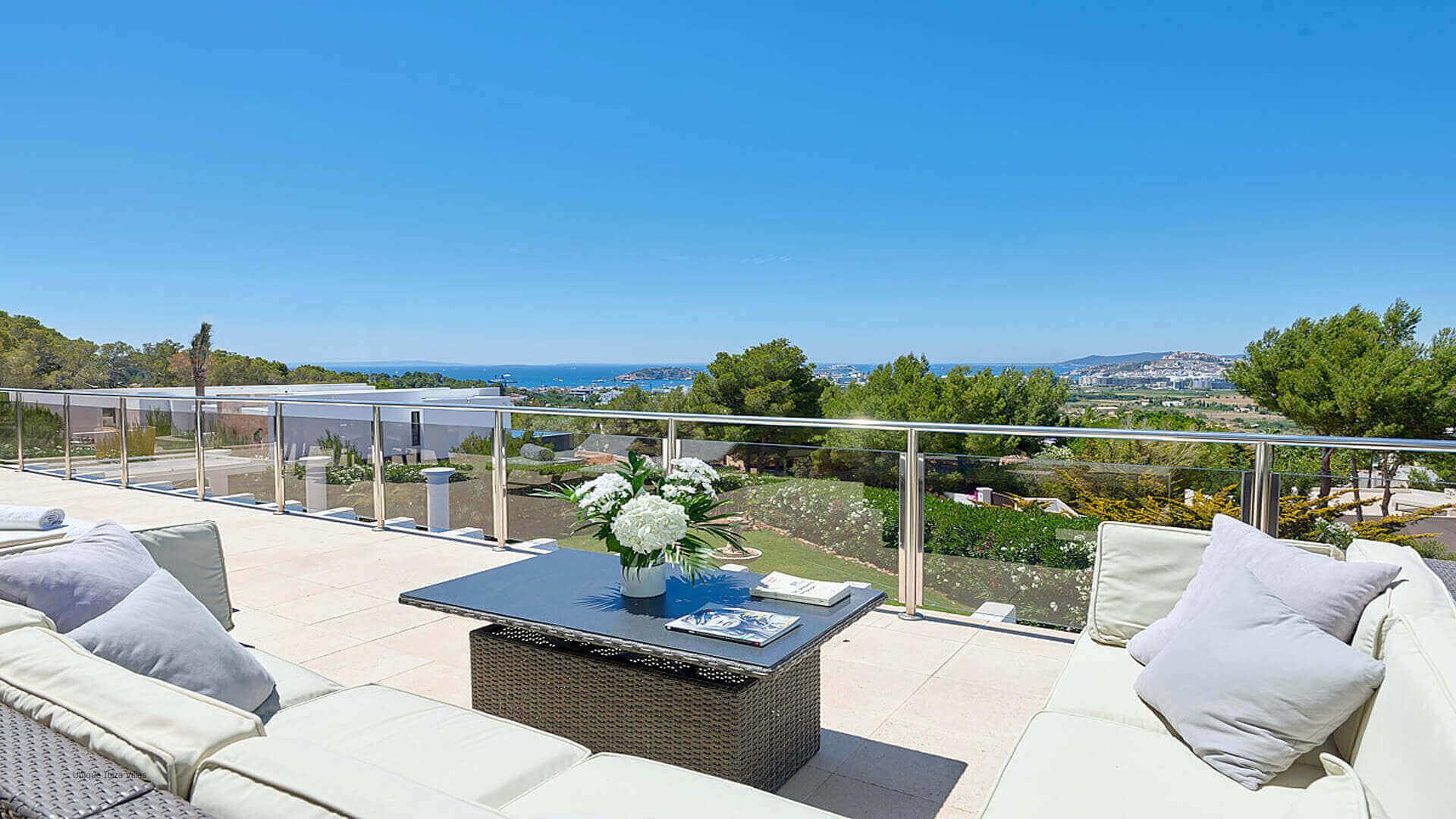 Villa Fontana Ibiza 8 Upper Terrace