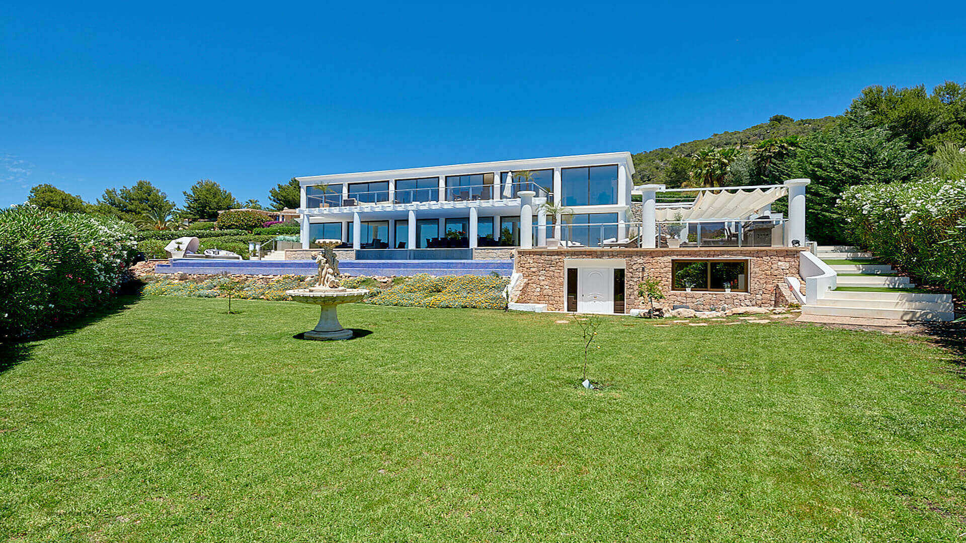 Villa Fontana Ibiza 12 Near Ibiza Town