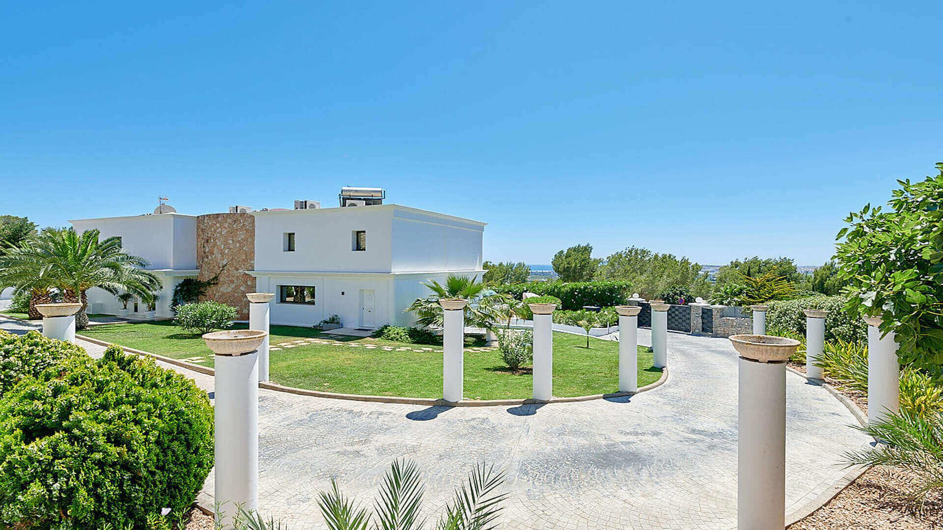 Villa Fontana Ibiza 14 Near Ibiza Town