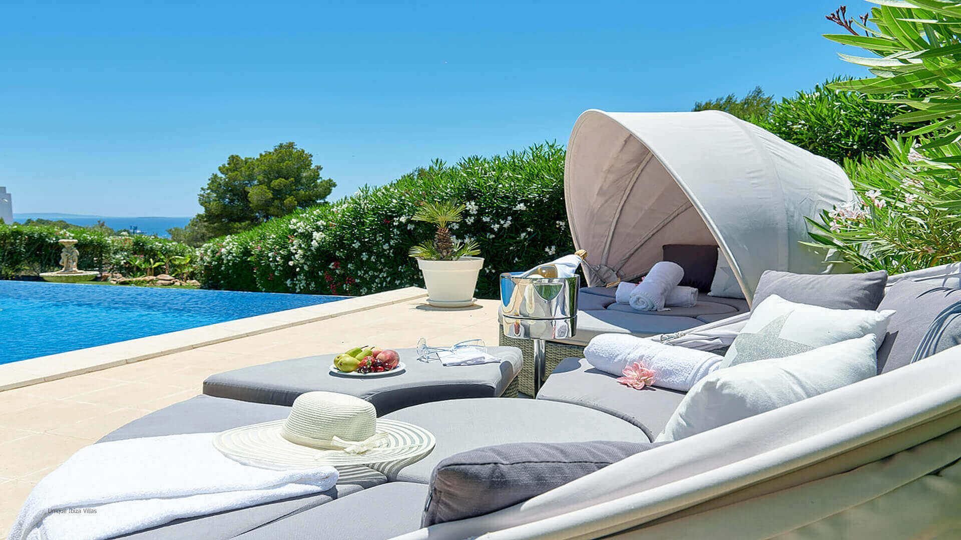 Villa Fontana Ibiza 15 Near Ibiza Town