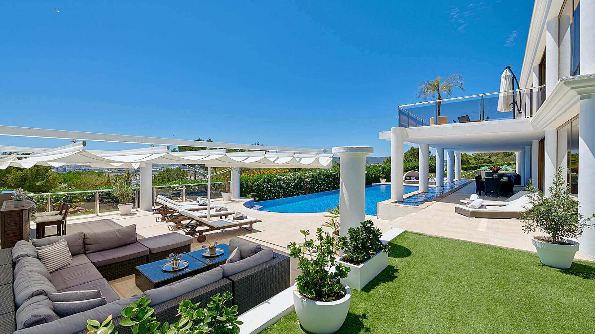 Villa Fontana Ibiza 16 Near Ibiza Town