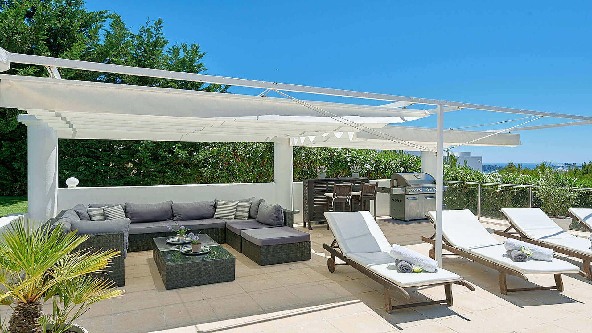 Villa Fontana Ibiza 17 Near Ibiza Town