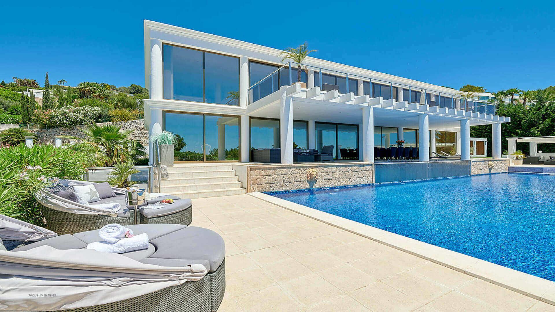 Villa Fontana Ibiza 18 Near Ibiza Town