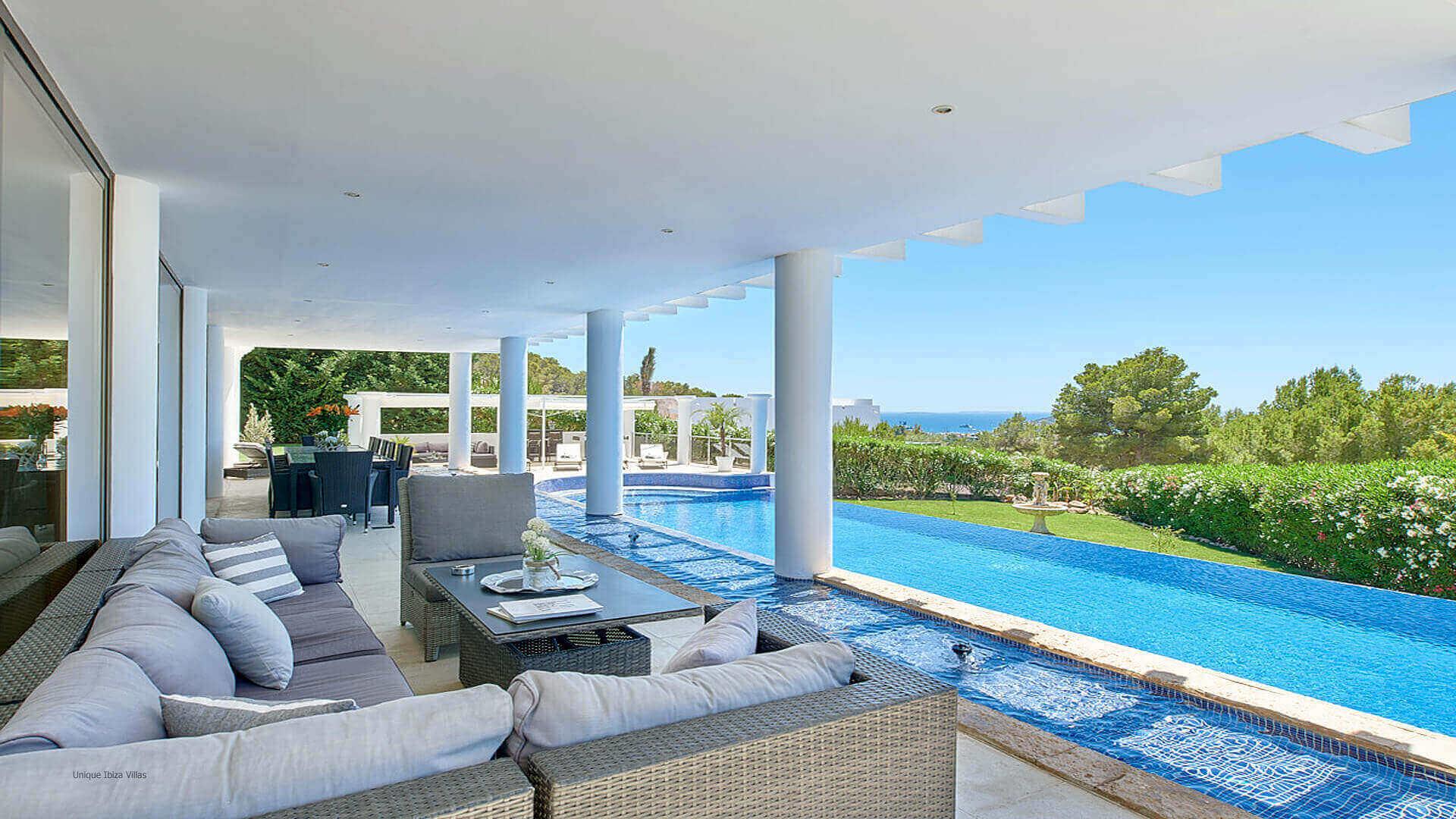 Villa Fontana Ibiza 19 Near Ibiza Town