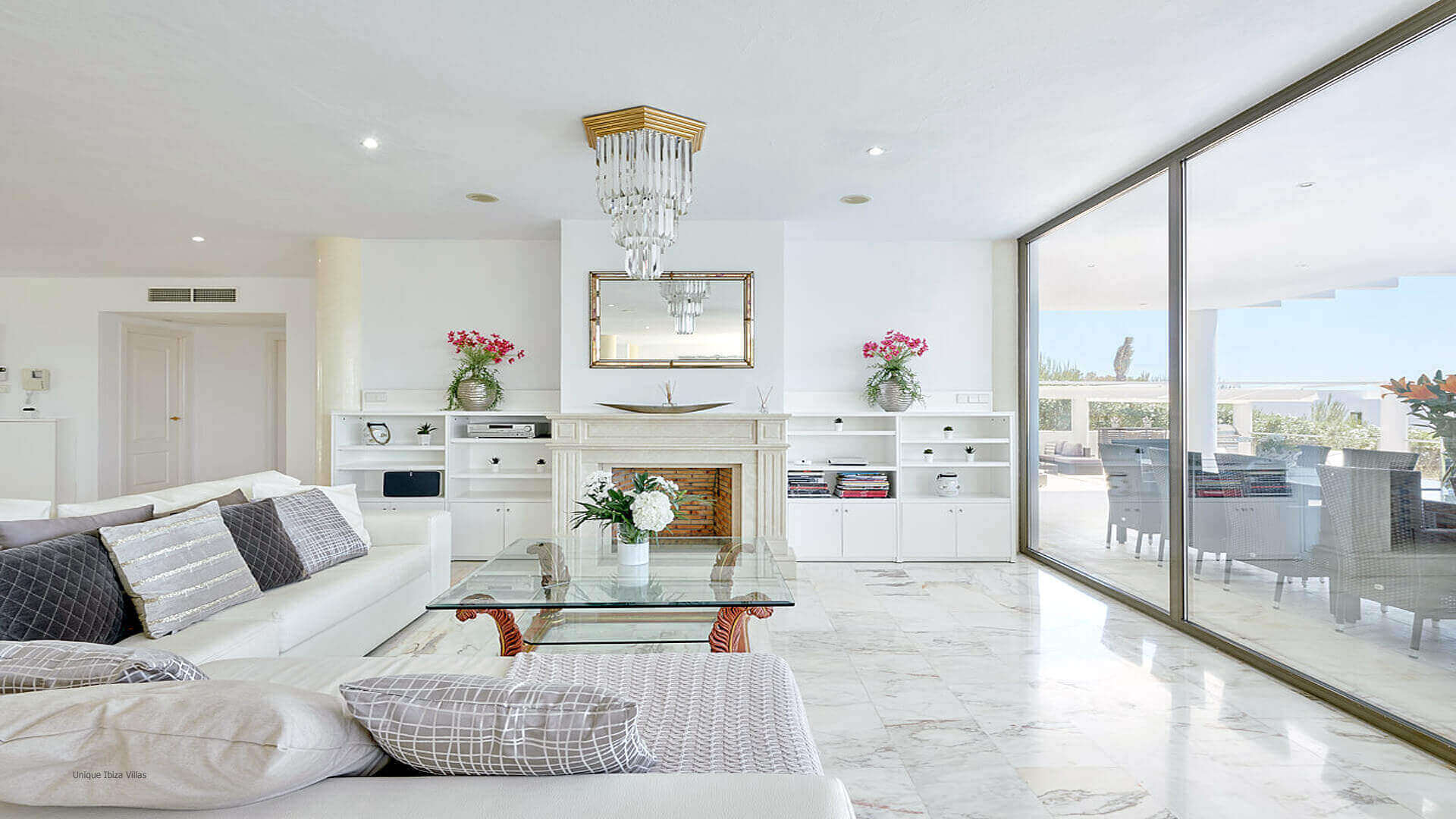 Villa Fontana Ibiza 25 Ground Floor Living