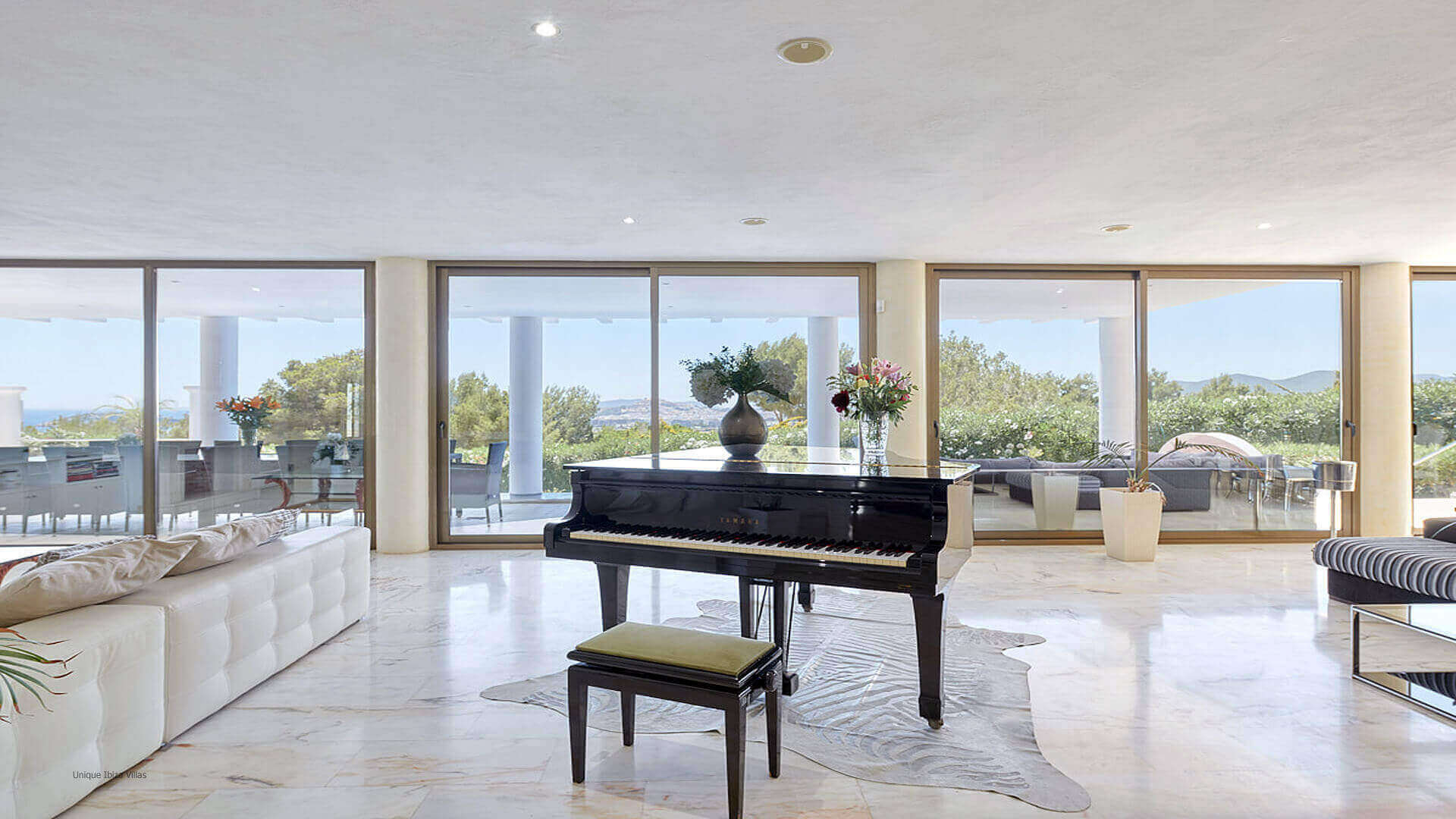 Villa Fontana Ibiza 26 Ground Floor Living