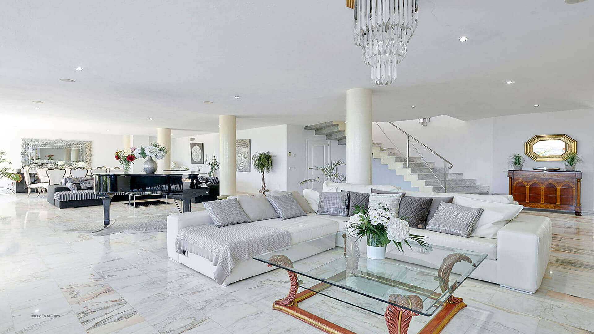 Villa Fontana Ibiza 27 Ground Floor Living