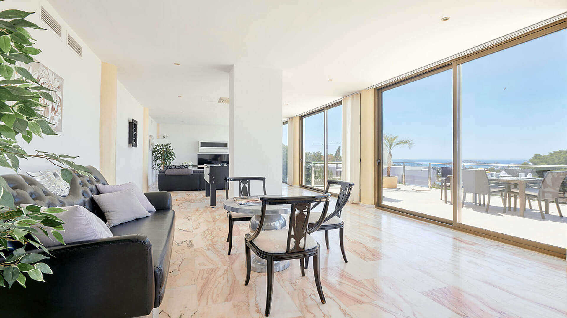 Villa Fontana Ibiza 29 First Floor Living