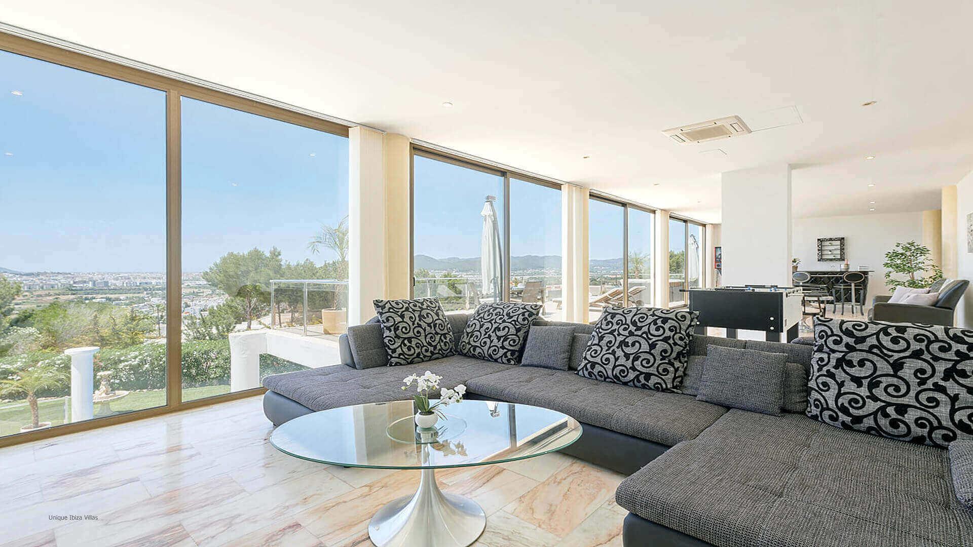 Villa Fontana Ibiza 30 First Floor Living