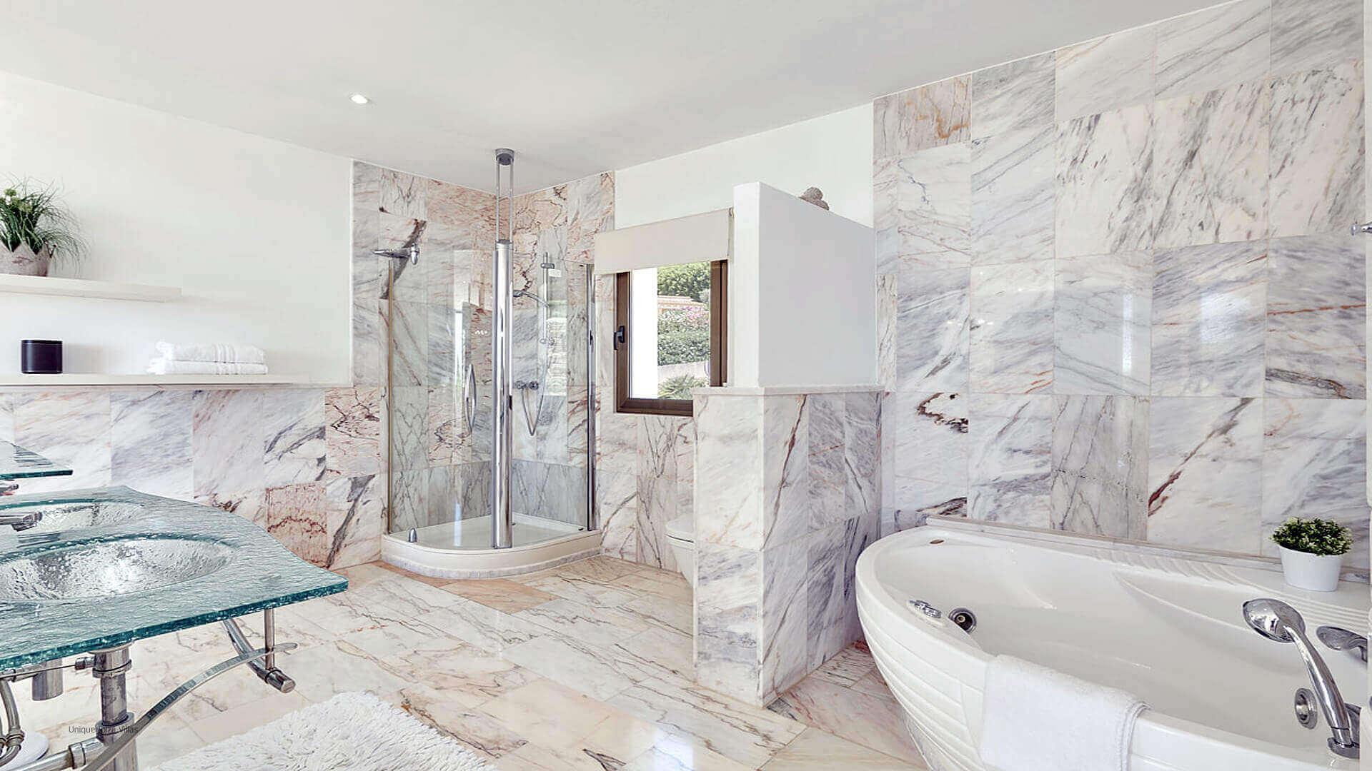 Villa Fontana Ibiza 34 Bedroom 1 En Suite