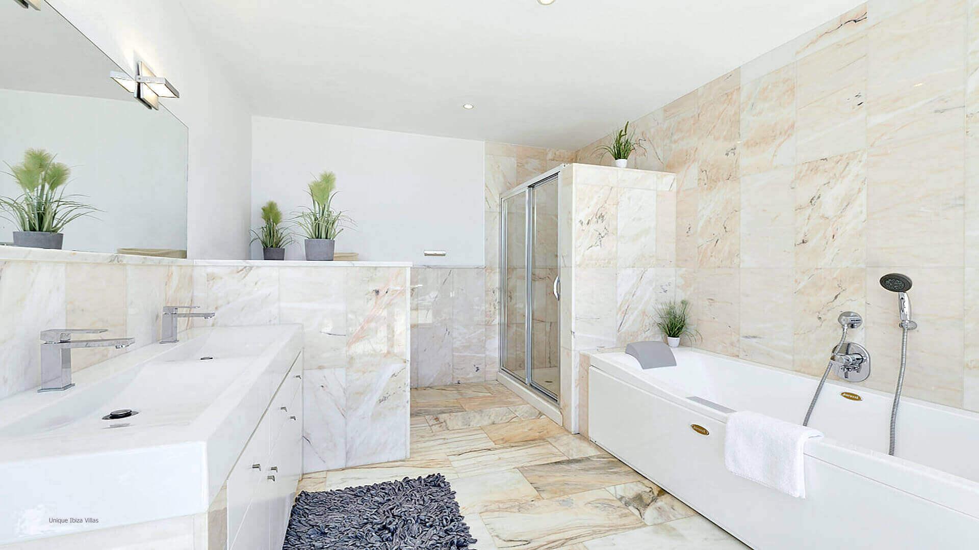 Villa Fontana Ibiza 43 Bedroom 3 En Suite