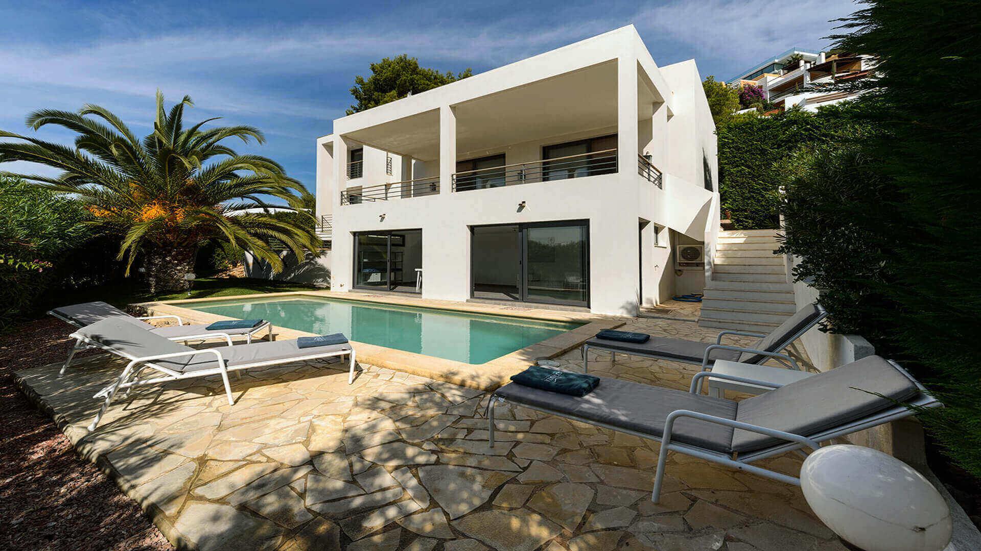 Villa Margarita Ibiza 1 Near Ibiza Town