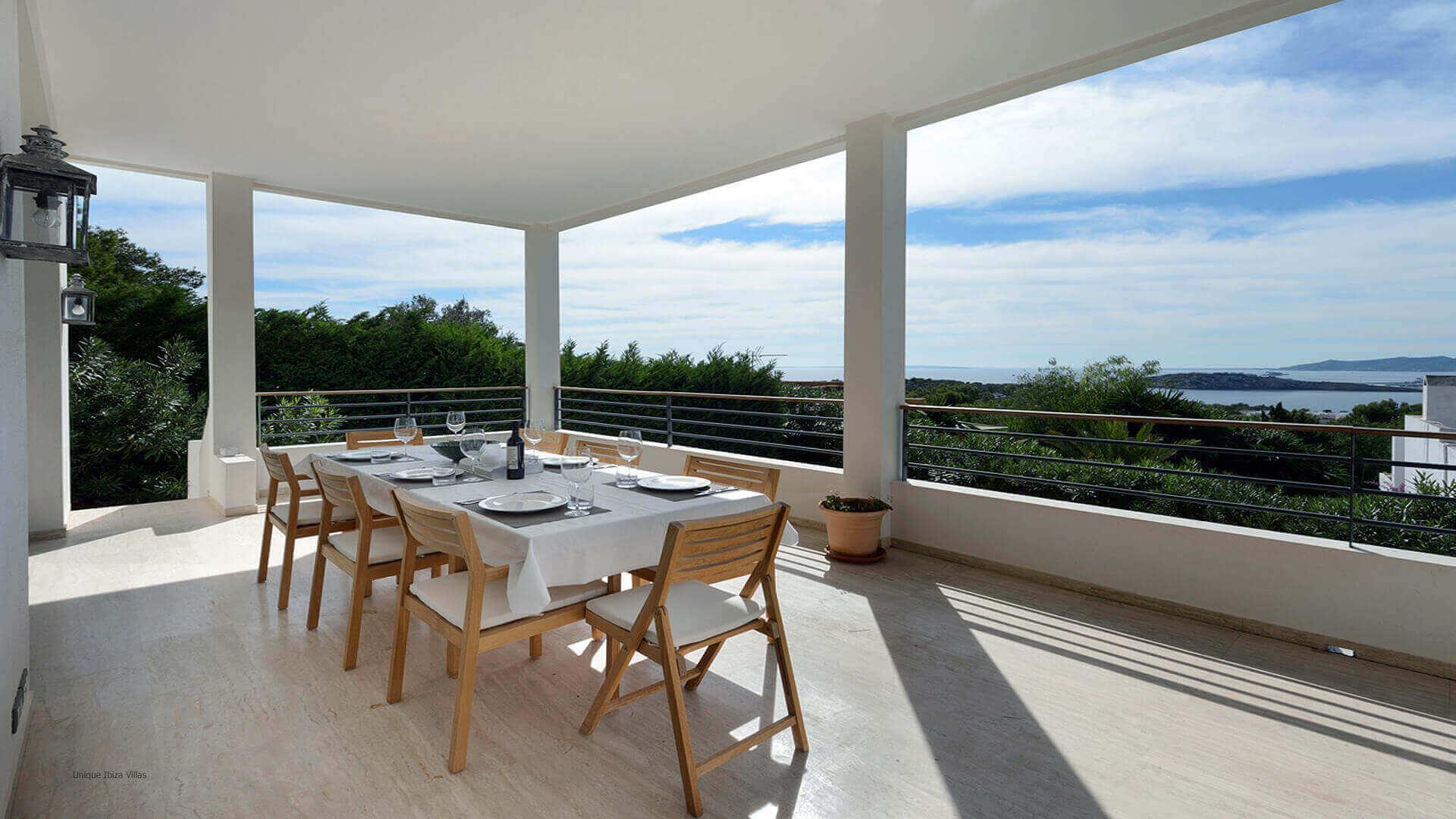 Villa Margarita Ibiza 13 First Floor Terrace