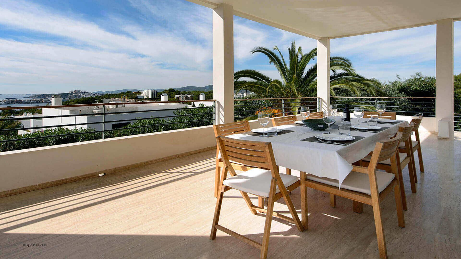 Villa Margarita Ibiza 14 First Floor Terrace