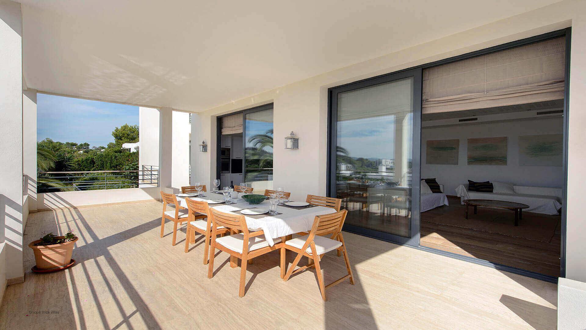 Villa Margarita Ibiza 15 First Floor Terrace