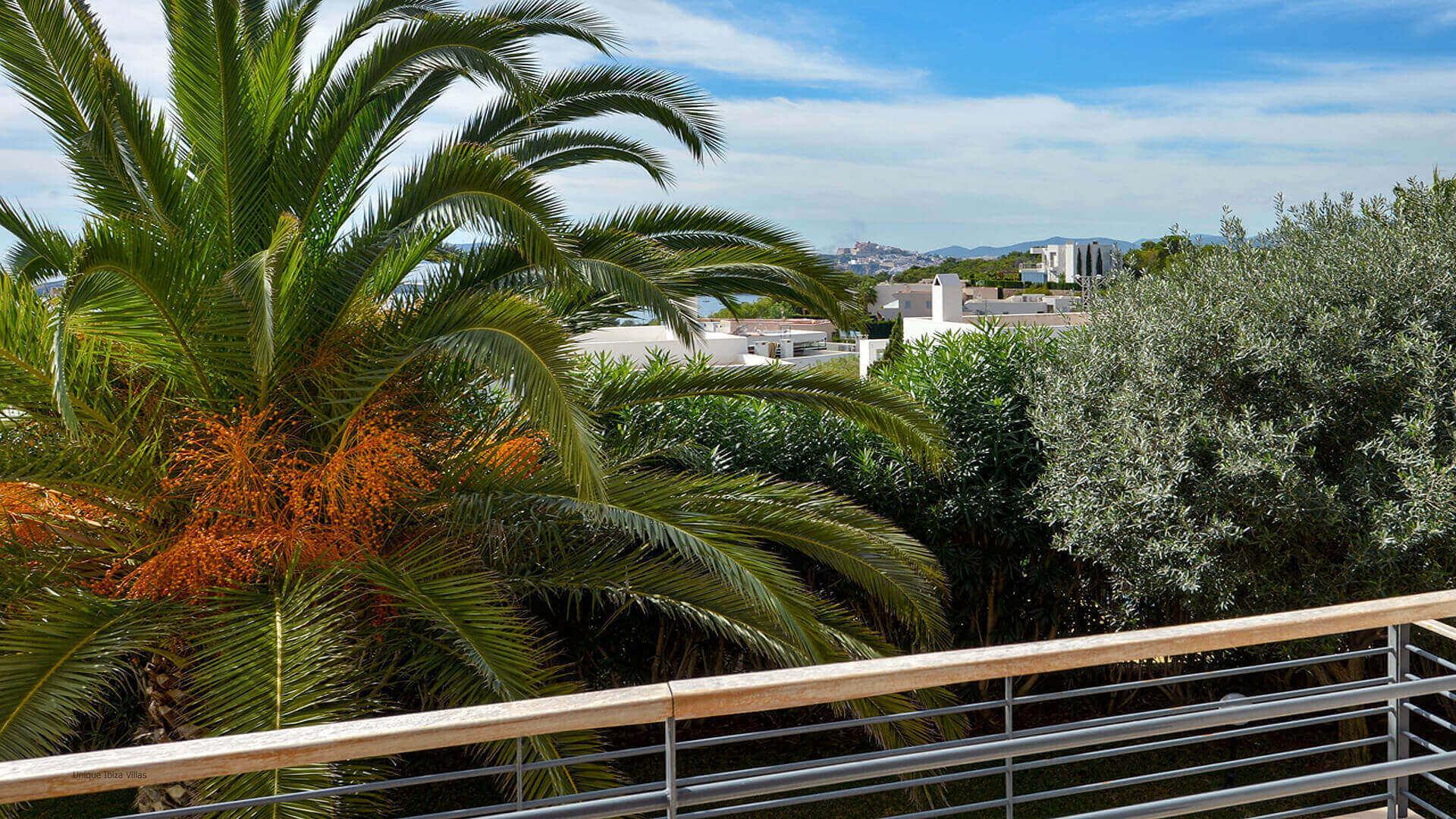 Villa Margarita Ibiza 28 Bedroom 1 Balcony