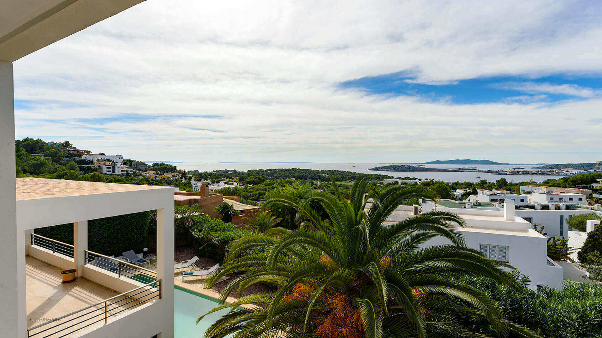 Villa Margarita Ibiza 37 Roof Terrace
