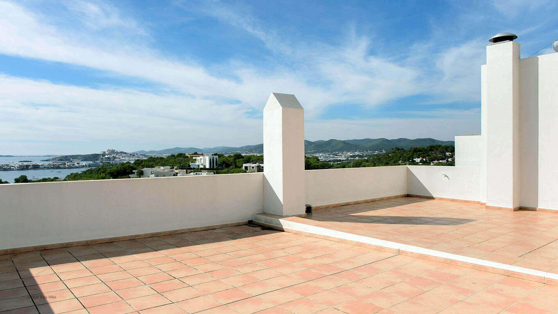 Villa Margarita Ibiza 38 Roof Terrace