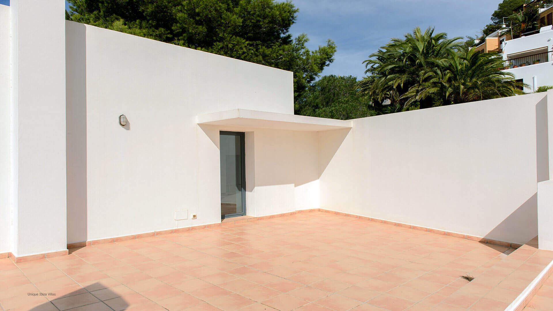 Villa Margarita Ibiza 39 Roof Terrace