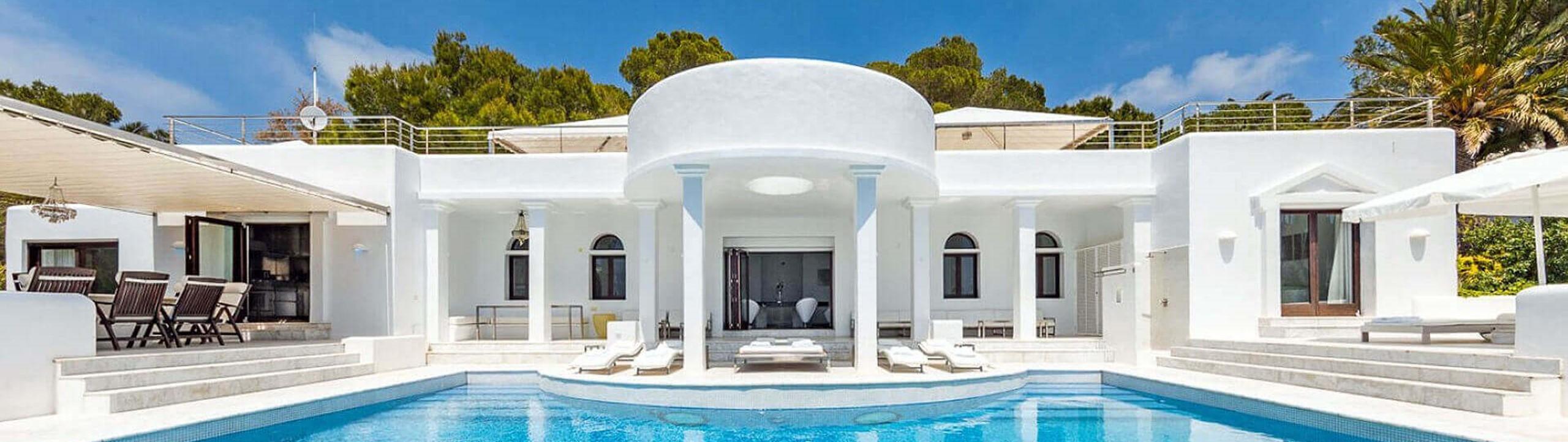 Villa Rica Ibiza 1 Cala Jondal