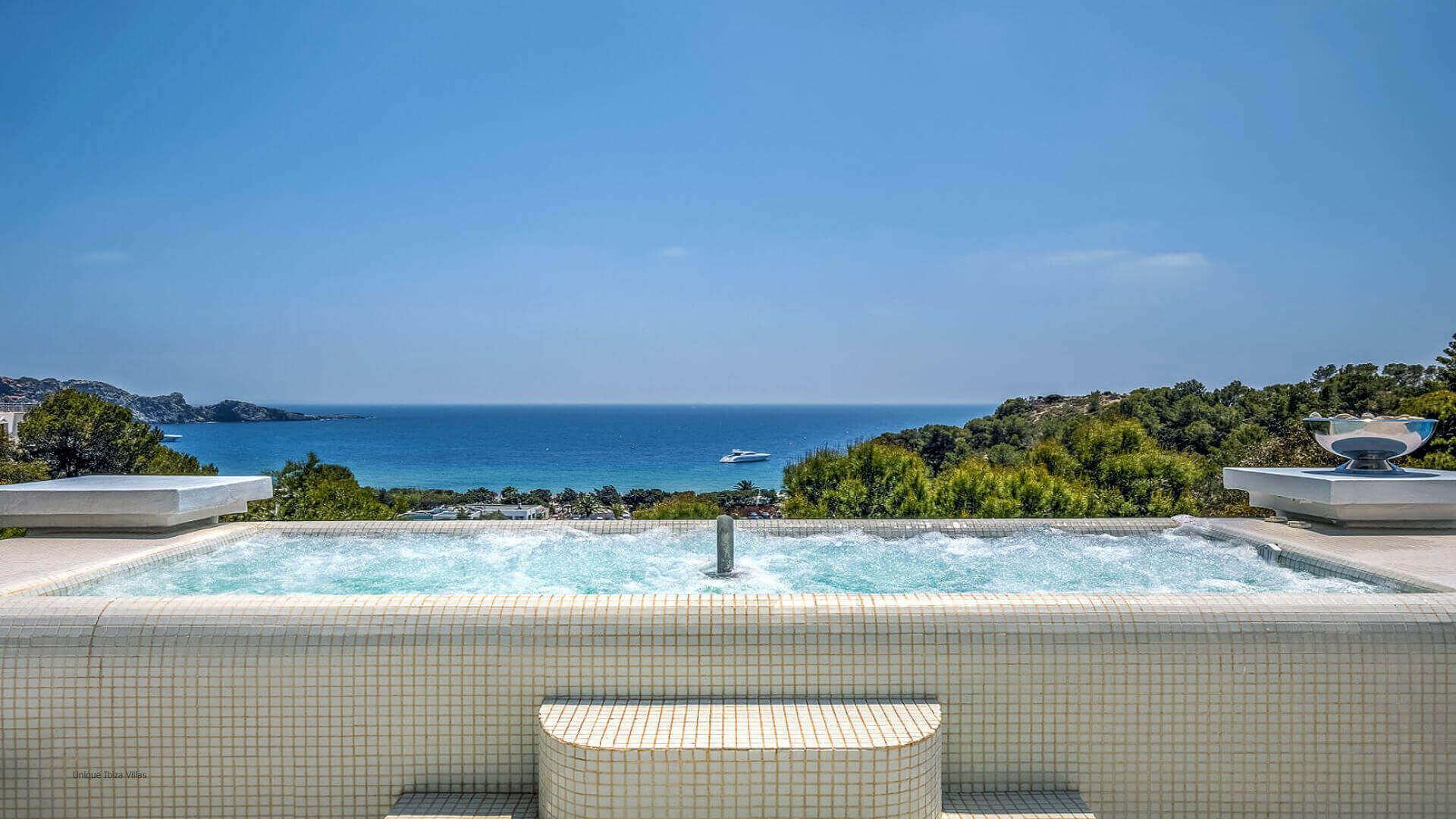 Villa Rica Ibiza 2 Cala Jondal