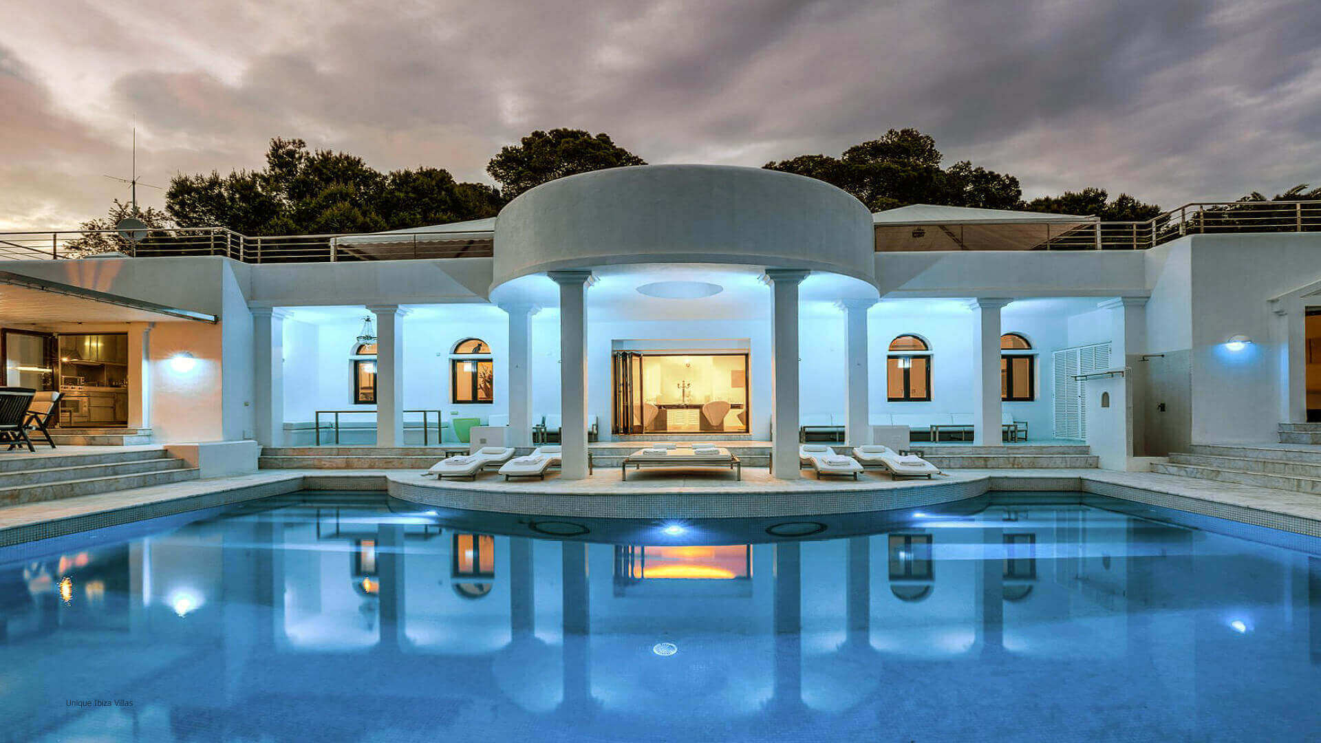 Villa Rica Ibiza 3 Cala Jondal