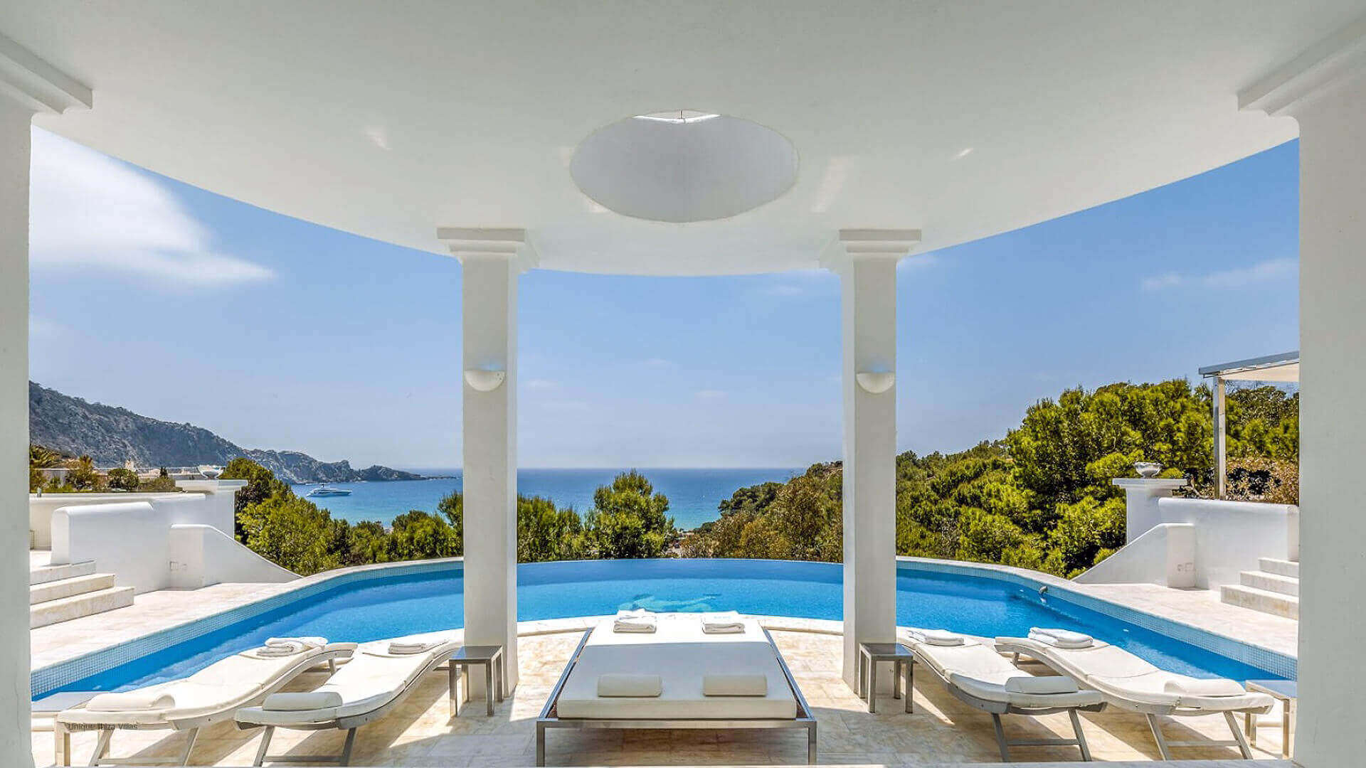 Villa Rica Ibiza 4 Cala Jondal