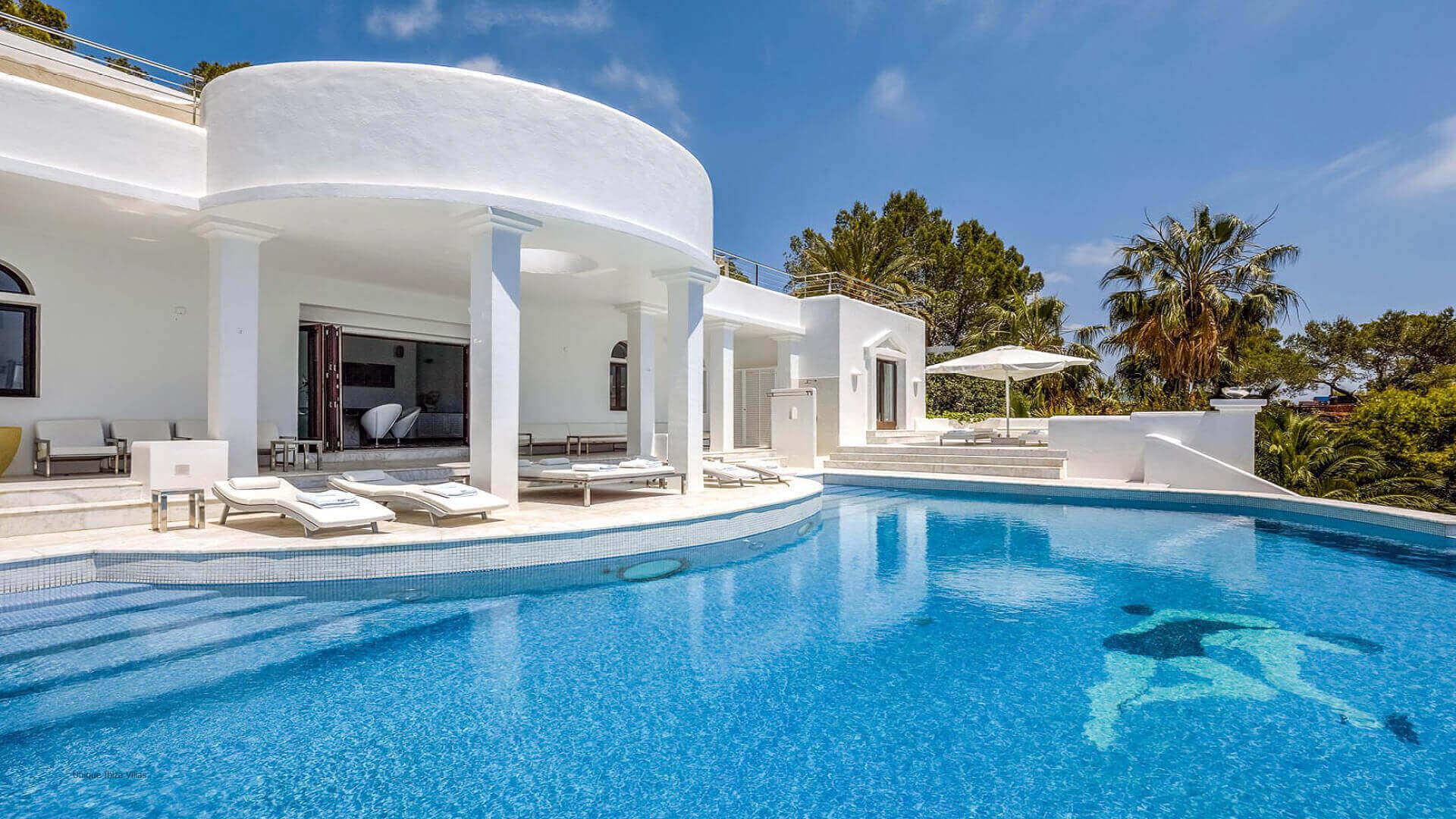 Villa Rica Ibiza 5 Cala Jondal