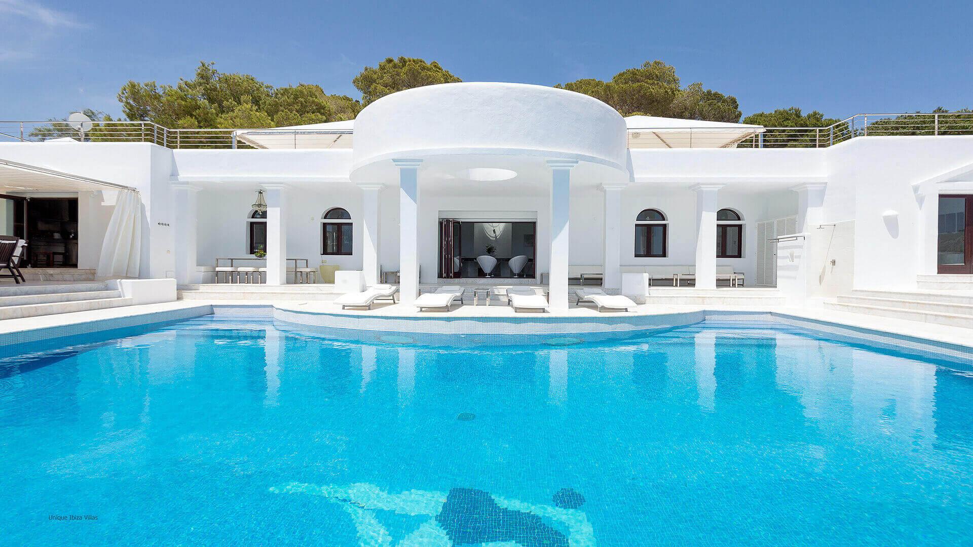 Villa Rica Ibiza 6 Cala Jondal