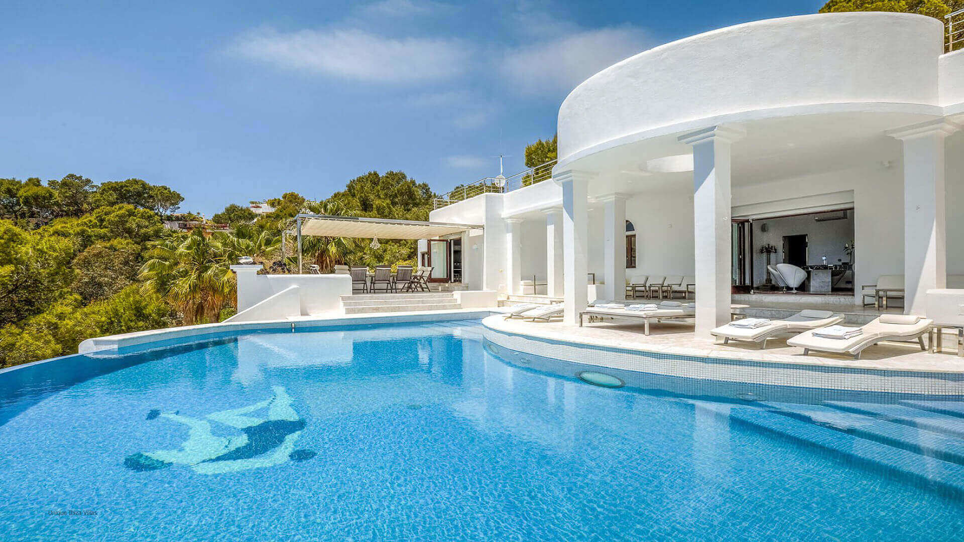 Villa Rica Ibiza 7 Cala Jondal