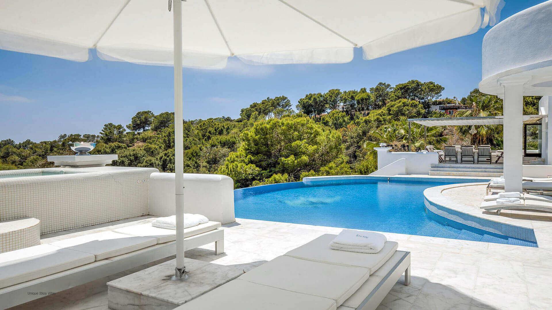 Villa Rica Ibiza 9 Cala Jondal