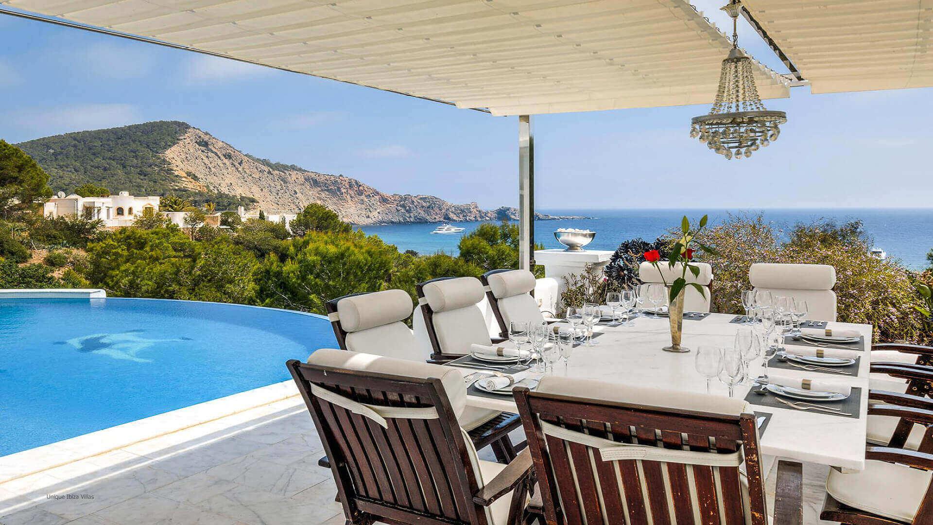 Villa Rica Ibiza 10 Cala Jondal